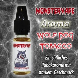 MonsterVape wolf_dog_tobacco