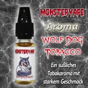 MonsterVape wolf_dog_tobacco