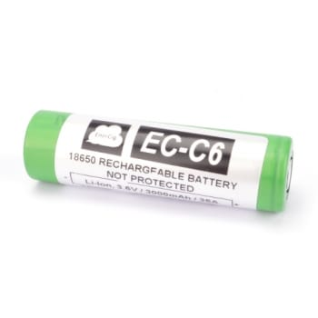 Enercig EC-C6 18650