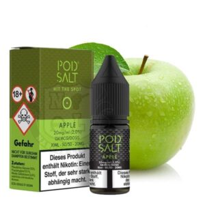 Pod Salt Apple