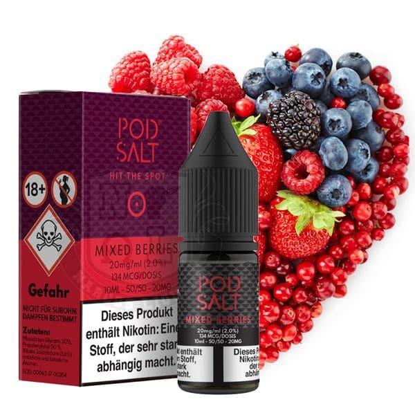 Pod Salt Mixed Berries