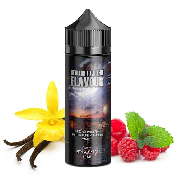 The Vaping Flavour Berrycalypse