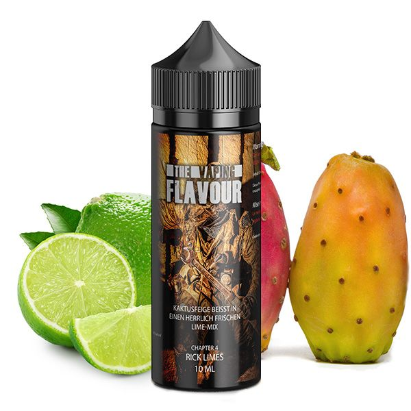 The Vaping Flavour Rick limes