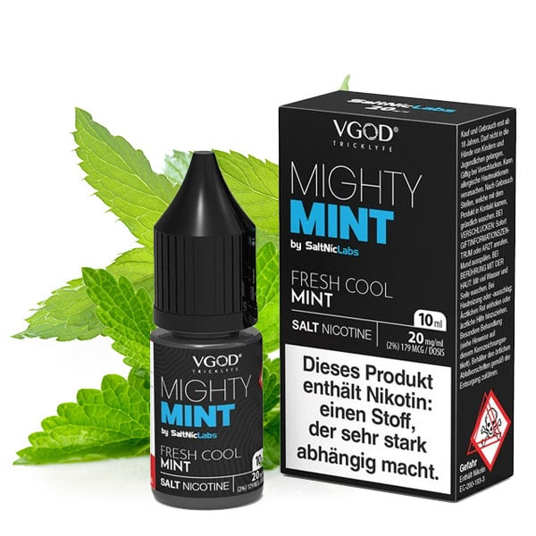 VGod Saltnic Mighty Mint