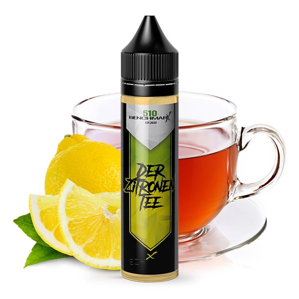 510Cloudpark Benchmarx Zitronen Tee Aroma