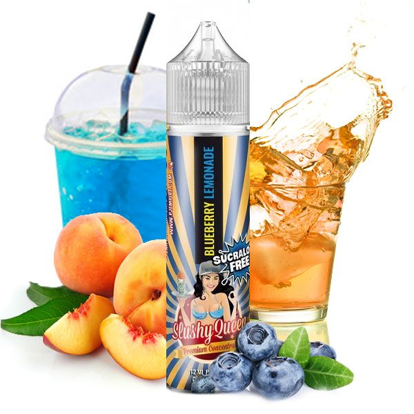 Slushy Queen by PJ Empire Blueberry Lemonade Aroma