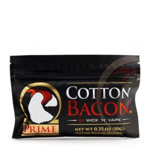 Wick N Vape Cotton Bacon Prime