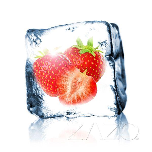 Zazo Erdbeer Cool Liquid