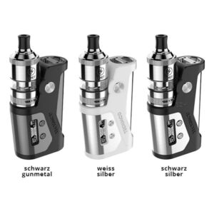 Kizoku Techmod Limit MTL RTA Kit alle Kombis