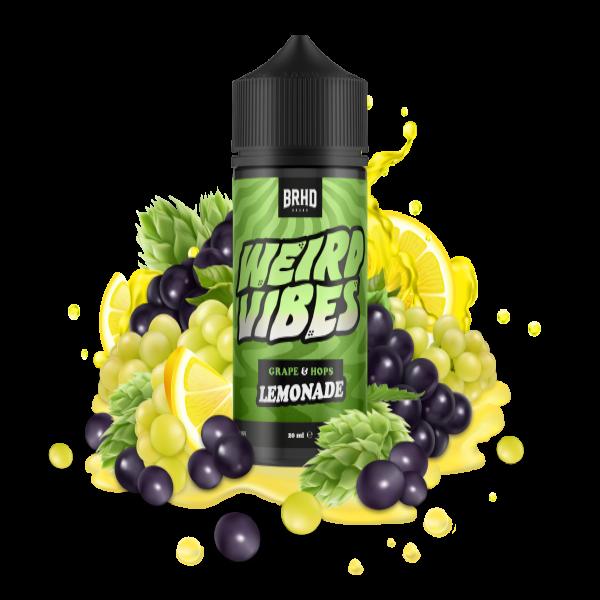 Barehead weird vibes aroma Grape Hope