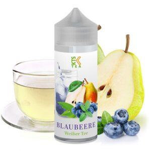 KTS Tea Line Blaubeere und Birne Aroma
