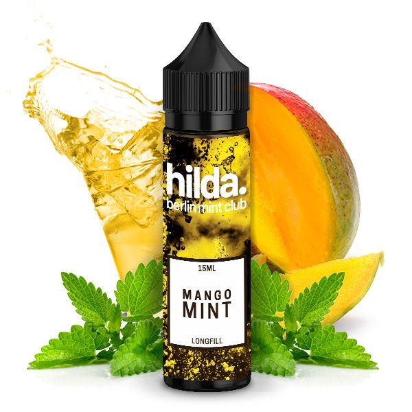 Hilda Berlin Mint Club Mango Mint