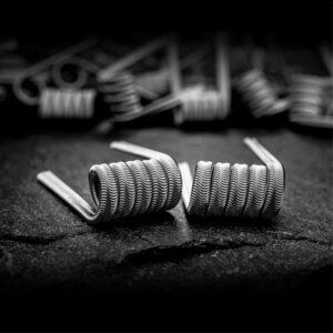 Aenigma Handmade Fine Alien Ni80 Coil