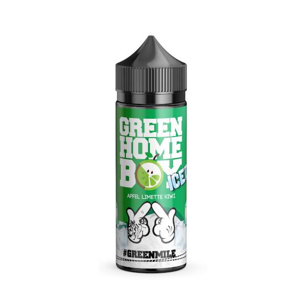 Ganggang Green Home Boy Iced