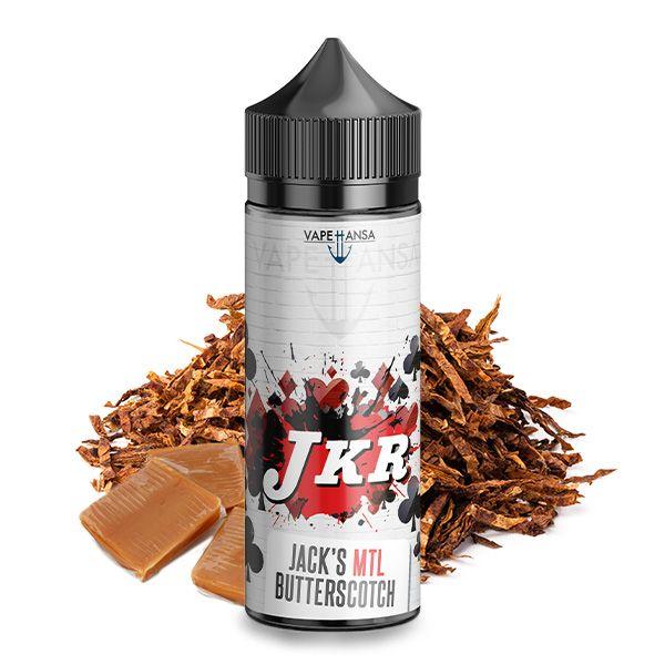 JKR Flavours Kreuz Jack MTL Butterscotch Aroma