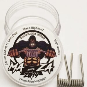 Maza BigAlienZ Coils