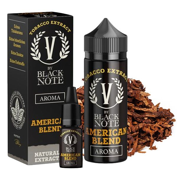 V by black Note American Blend Aroma