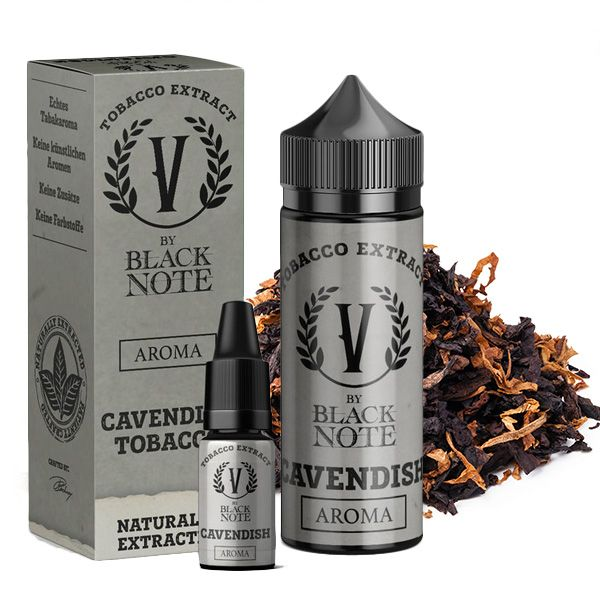V by black Note Cavendish Aroma