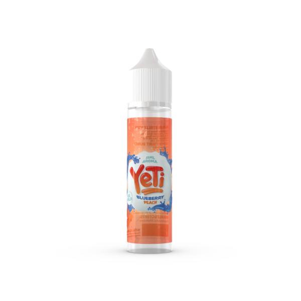 Yeti Blueberry Peach