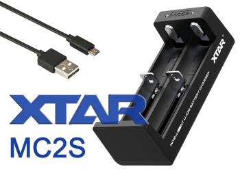 Ladegerät XTAR MC2S