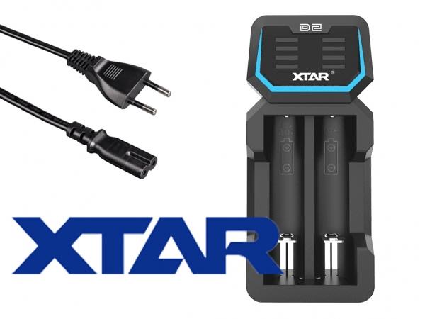 Ladegerät Xtar D2
