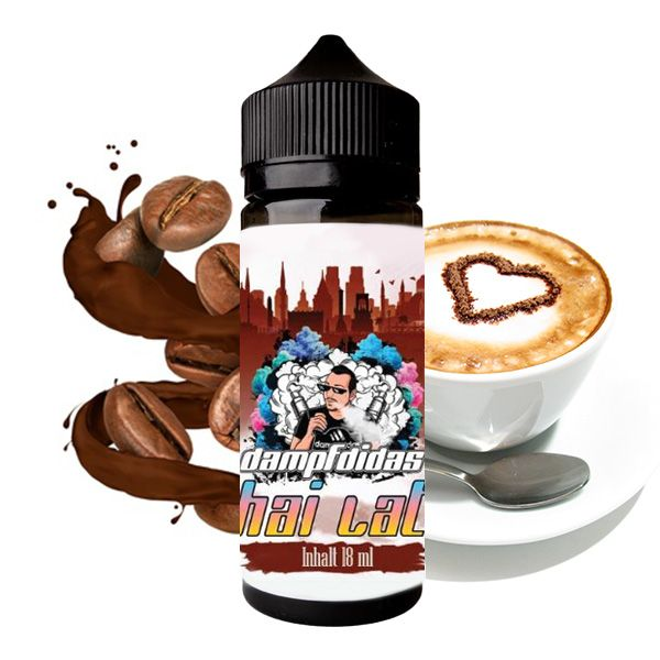 Dampfdidas Chai Latte Aroma