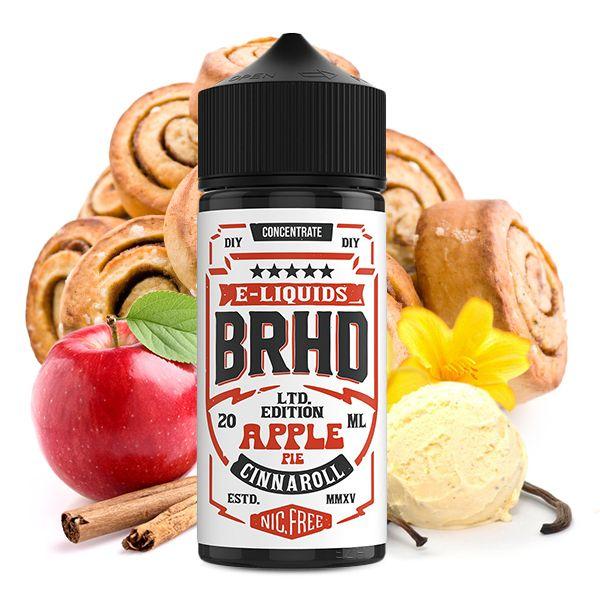 Aroma Barehead Apple Pie Cinnaroll