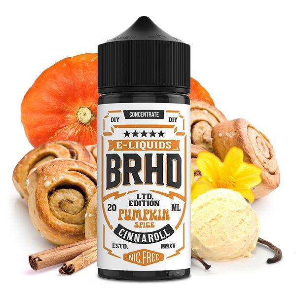 Aroma Barehead Pumpkin Spice Cinnaroll