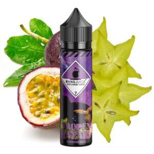 Bang Juice Tropenhazard Passionfruit