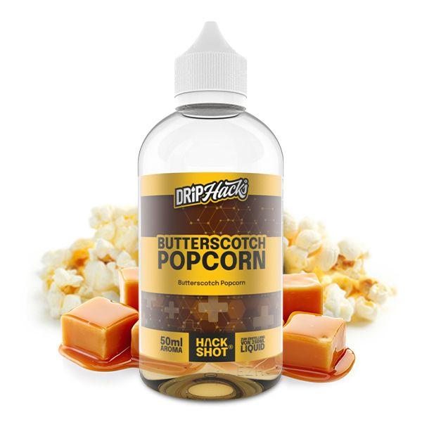 Drip Hacks Butterscotch Popcorn
