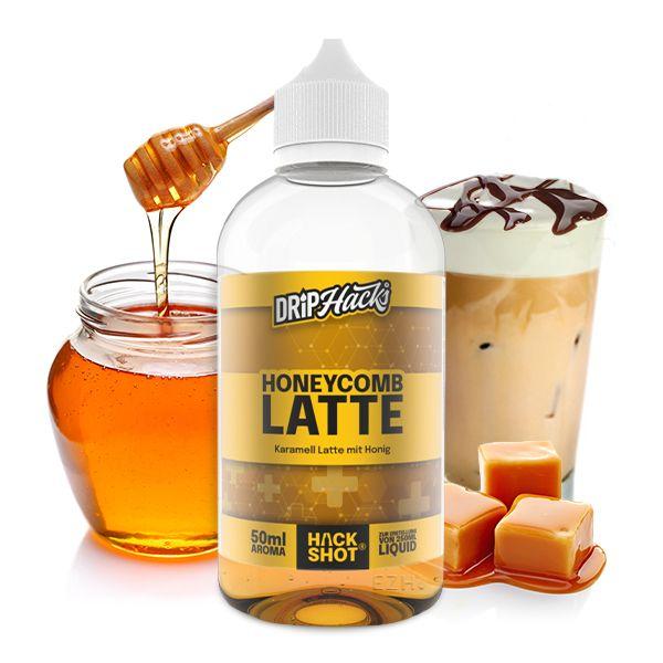 Drip Hacks Honeycamp Latte