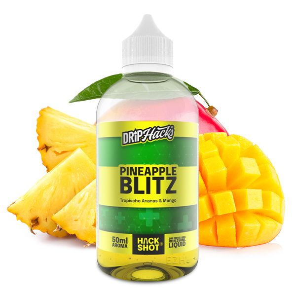Drip Hacks Pineapple Blitz