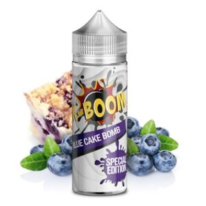 K-Boom Blue Cake Bomb