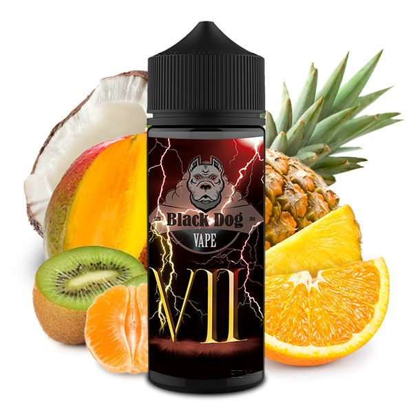 Black Dog Vape Aroma VII
