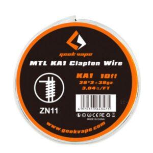 Geekvape Mtl Ka1 Clapton Wickeldraht ZN11