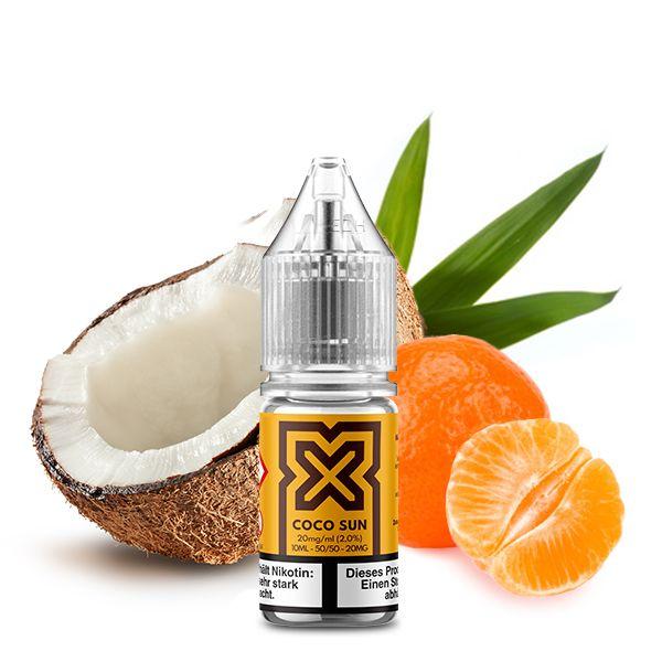 Pod Salt X Coco Sun