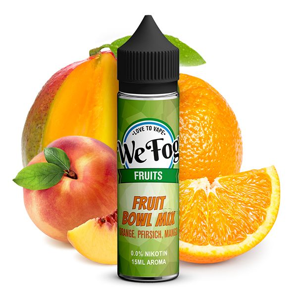 Wefog Fruits Fruir Bowl Mix Aroma