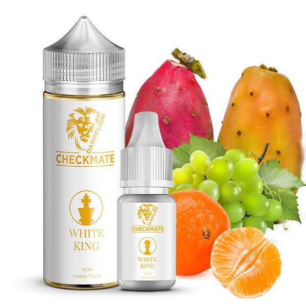 Dampflion White King Aroma