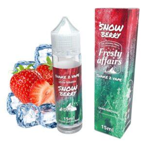 Frosty Affairs Snow Berry Aroma