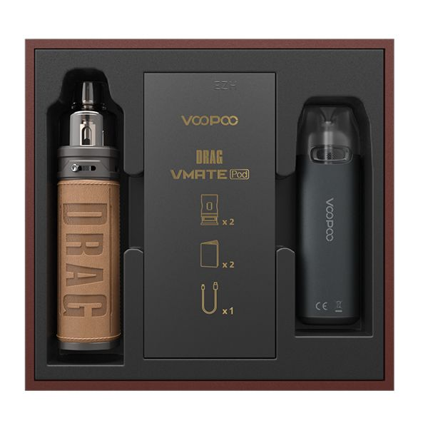 Voopoo Drag X und Vmate Pod Kit - Limited Edition