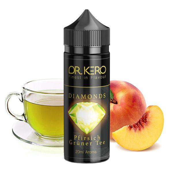 Dr Kero Diamonds Pfirsich Gruener Tee Aroma
