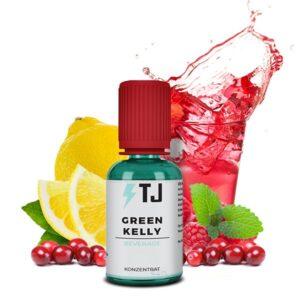 T-Juice Berverage Green Kelly Aroma Galerie
