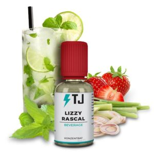 T-Juice Berverage Lizzy Rascal Aroma