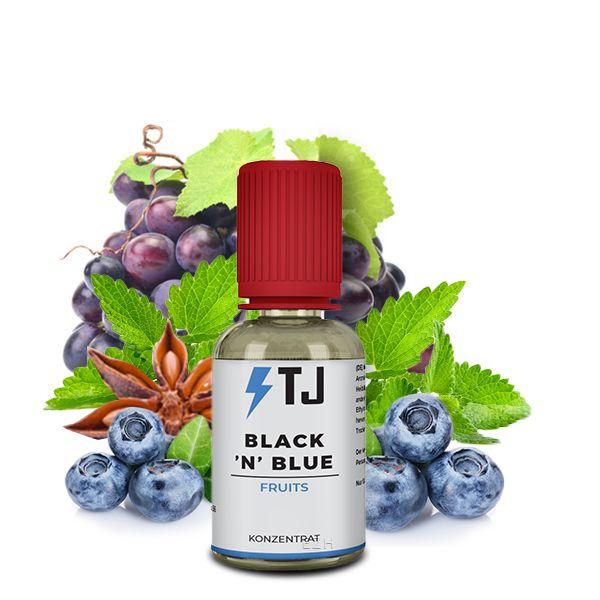 T Juice Black and Blue Aroma