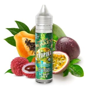 TWELVE MONKEYS Tropika Liquid Shortfill