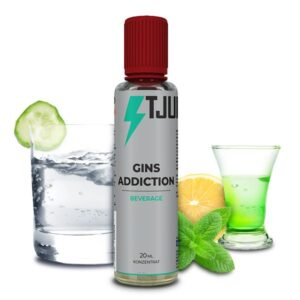 T-Juice Beverage Gins Addictions Aroma